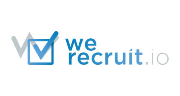 WeRecruit logo