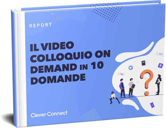 Il video colloquio on demand in 10 domande