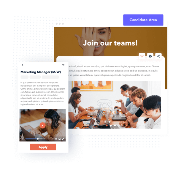 Smart Career Website Cleverconnect